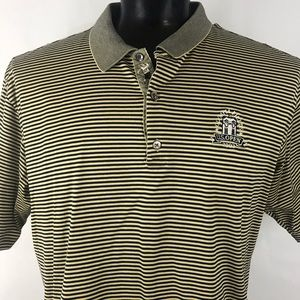 Bobby Jones Shirts - Men's Bobby Jones Golf Shirt U.S. Open 2003 Logo